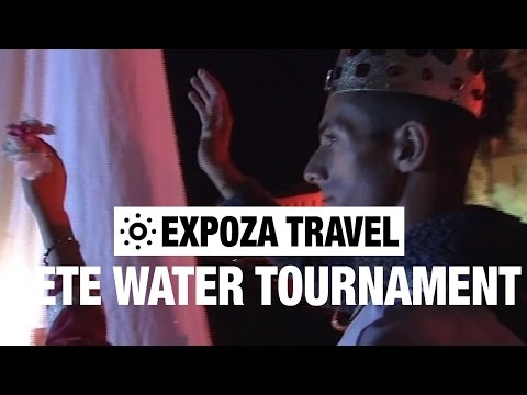 The Sete Water Tournament (France) Vacation Travel Video Guide