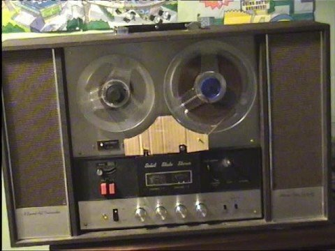 Old 1963 Radio Recording I found