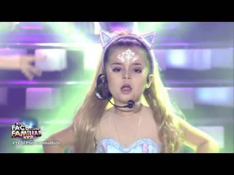Xia Vigor as Ariana Grande - Break Free