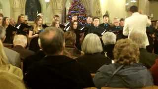 Holy Innocents - Sleep, Little Baby, Sleep - James Prideaux - Gorseinon Youth Choir