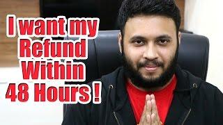 Refund Revolution ! #MyRefund | Petition