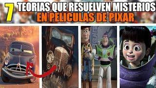 7 teorias que resuelven misterios en peliculas de disney pixar