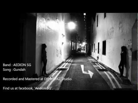 AEDION SG -Gundah ( Unofficial MV with lyrics)