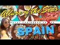 Allure of the Seas, Royal Caribbean: Barcelona