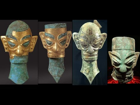 Mysterious and Unknown Sanxingdui culture