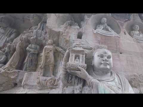 Chongqing and Dazu carved caves (HD)