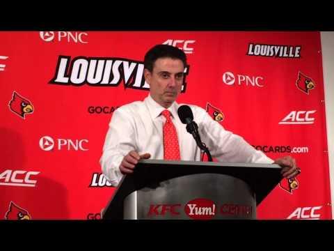 Coach Pitino Savannah State post game