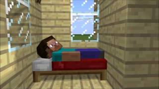 Out of the Frying Pan and Into the Fire   Minecraft Animation