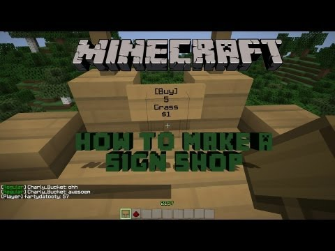minecraft how to make colored signs