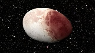 What Would Standing on a Bean Planet Haumea Feel Like