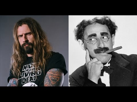 REEL TALK: Rob Zombie To Direct Groucho Marx Biopic