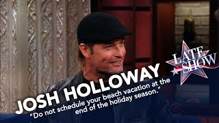Josh Holloway's Harshest Critics Are In His Own Family
