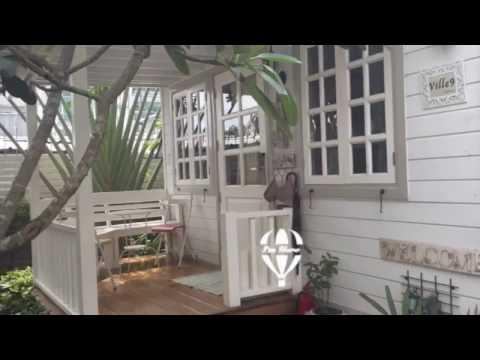 Super Nice Vintage feel Bangkok villa