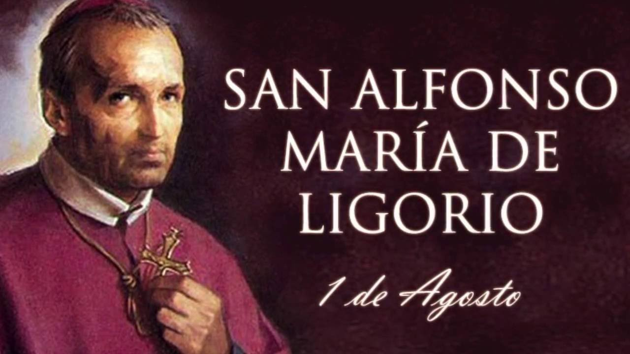 Resultado de imagen para Fotos de San Alfonso María de Ligorio