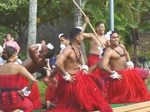 Polynesian Cultural Center Canoe Pageant, Tongan Dance