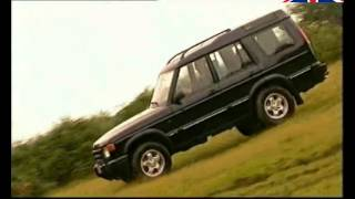 Land Rover - New Discovery - 1998
