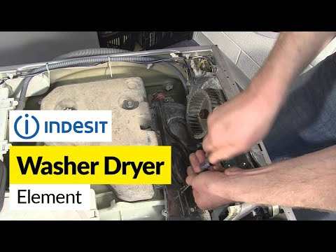 how to change heater eleemnt in ariston dishwasher