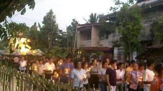 Good Friday Procession in Banga, Aklan in April 2011 pt. 5