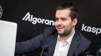 Ian Nepomniachtchi on his win against Ding Liren | FIDE Candidates 2020 | Round 6 |