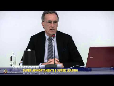 SUPER AMMORTAMENTI E SUPER LEASING