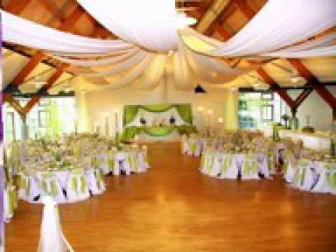DIY Wedding party decorating ideas