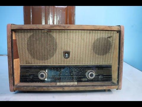 Old radio 1950