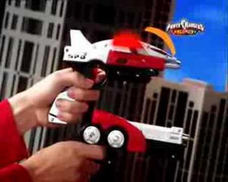 Power Rangers Commercial 3