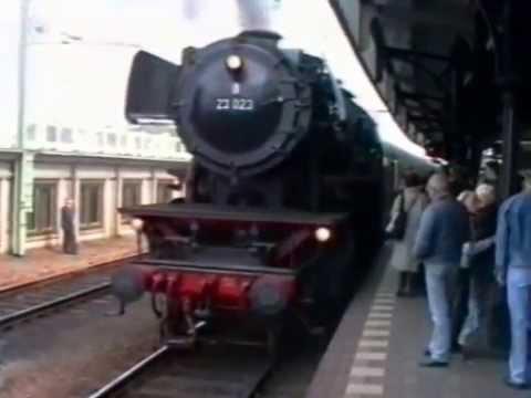 """SSN """"de 7 Provinciën Express"""", Deel 2/4. Een 2 daagse treinreis door Nederland met 3 stoomlok's."""