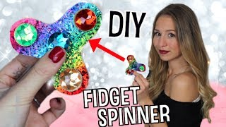 FIDGET SPINNER DIY - Deutsch + MAC VERLOSUNG! Fidget Spinner selbst bauen - DIY 2017