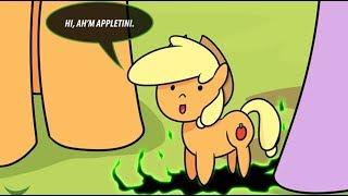 [MLP Comic Dub] Lil' Apple (comedy)