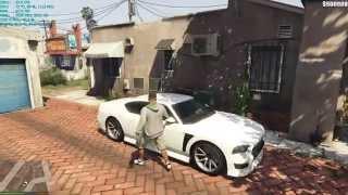 Grand Theft Auto V Dell Alienware 15 R1 GTX 980M i7-4710HQ 4K Gameplay