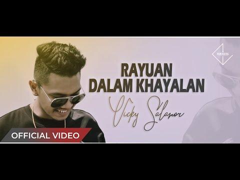 VICKY SALAMOR - Rayuan Dalam Khayalan (Official Music Video)