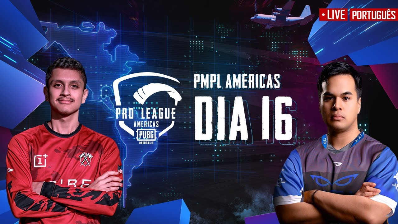 [PT] PMPL Americas Dia 16 | PUBG MOBILE Pro League 2020 - Temporada 1