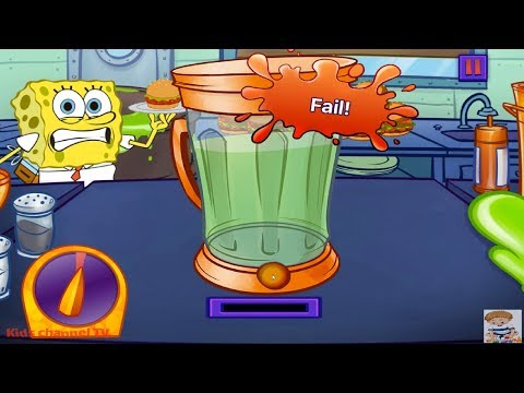 Nickelodeon Cooking Contest (Nickelodeon Games) - Cartoon Network Games Play And Have Fun