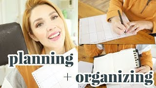 How I Plan + Organize Our Homeschool for 5 Kids!