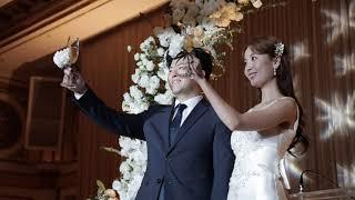 그날의추억, 호텔결혼식 2부결혼식 웨딩식후영상 브이로그…