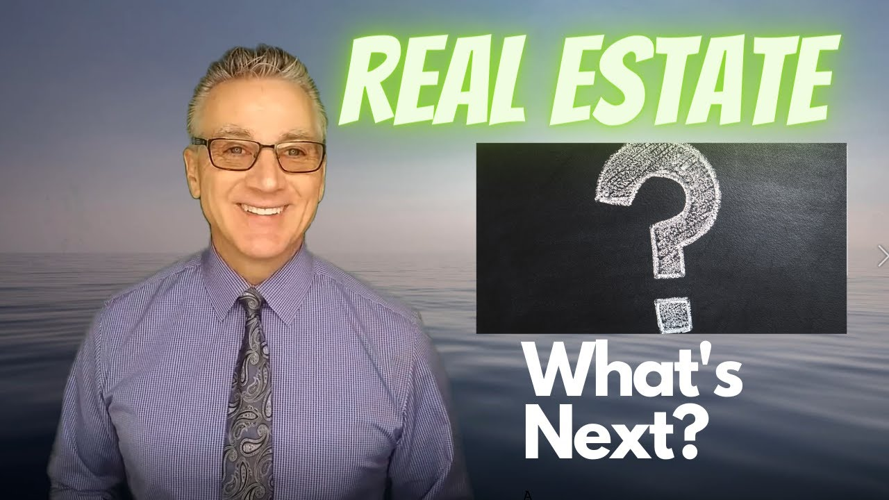 Real Estate 2021,  What's Next?