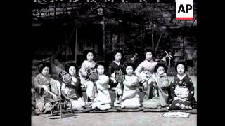 Movietone in Japan - 1929