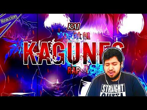 💥 KAGUNES RAP 💥 ║ Tokyo Ghoul: re║ KAI ║ REACCION