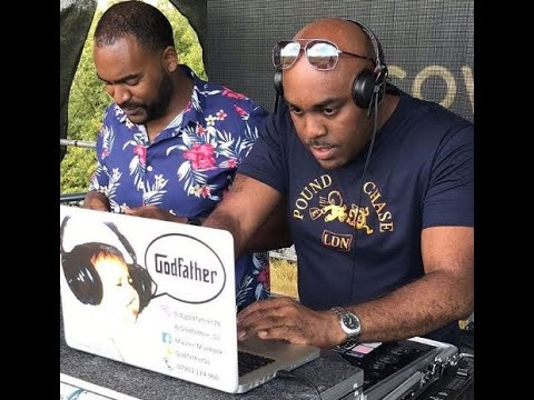 Episode 2 -DJ Godfather - Why the Warm-up DJ is the Most Important
