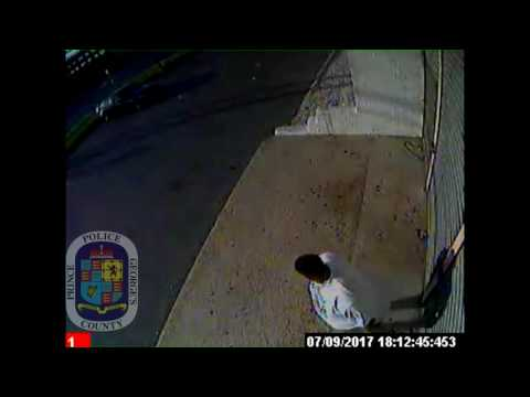 Video of  Suitland Homicide Suspects