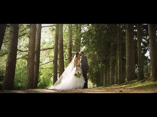 Hamilton Ancaster Mill Wedding Video of Tatiana & Clayton
