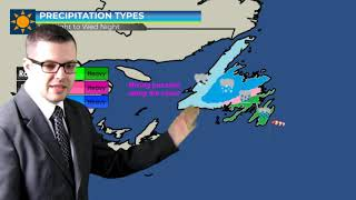 Snow, Rain, and Strong Wind Expected Across Parts of Newfoundland