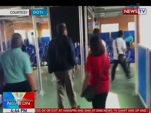 BP: Davao-Manila passenger shipping route, binuksan na