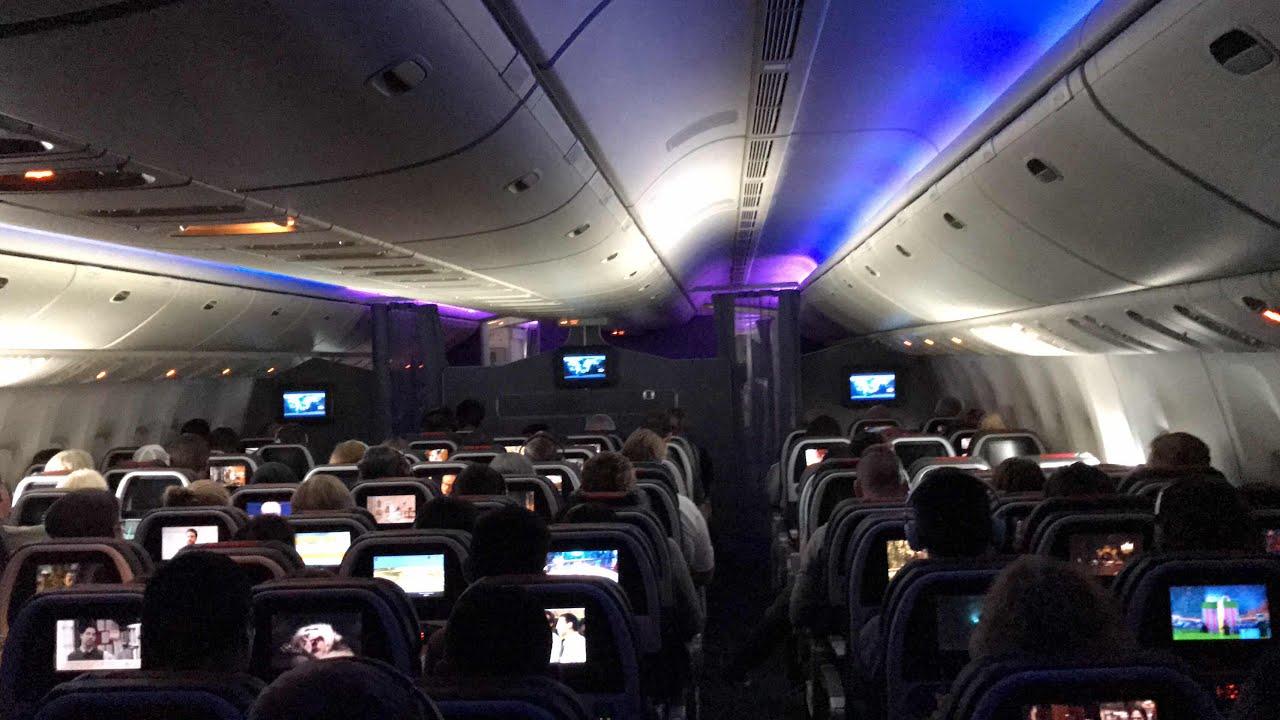 American Airlines Boeing 777 200 Interior Wiring Diagrams Circuit Board Buy Gps Boardmetal Detector Pcb Inflight Cabin Tour Main Rh Youtube Com 737 800