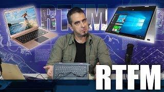 RTFM#34 - Ελαφρά Laptop κάτω από 250 ευρώ thumbnail