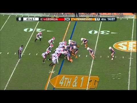 Tennessee Volunteers 2013 Season Highlights