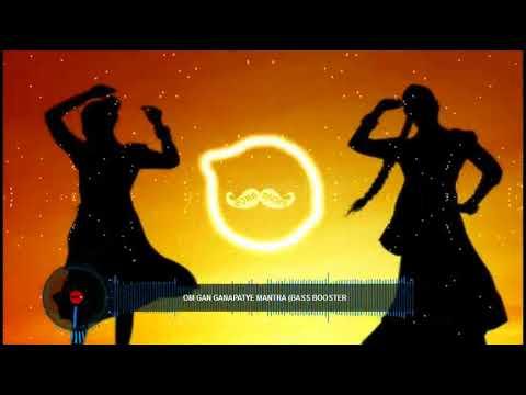 Om Shrim Hrim Klim Glaum Remix Bass Gam Ganapataye