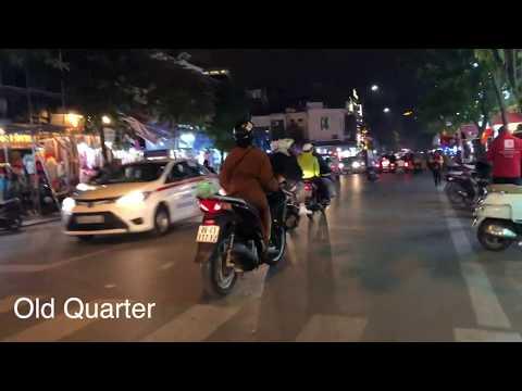 Exploring Hanoi - Vietnam