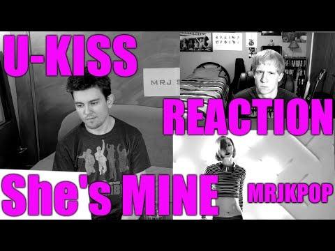 MRJKPOP REACTION: U-KISS 유키스 - 내 여자야 (She's Mine) - Music Video Full ver.